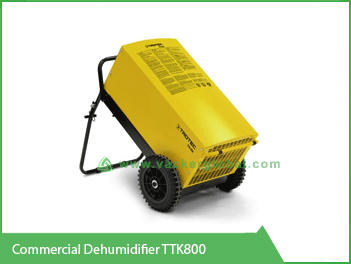 Commercial Dehumidifier TTK800 VackerGlobal