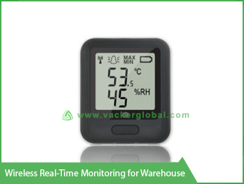wireless real time monitoring systems vacker global