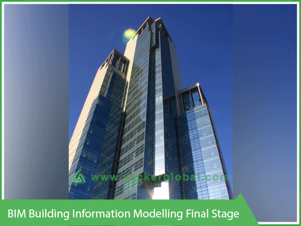 BIM Building Information Modelling Final Stage Vacker Nigeria